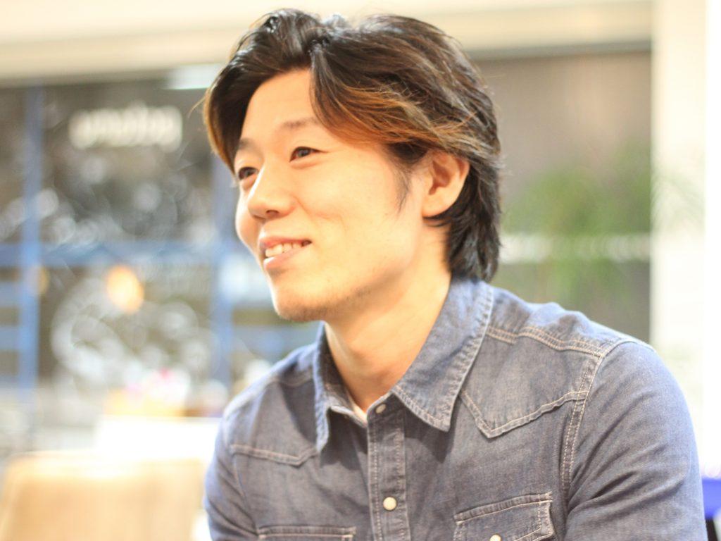 キクトーーーク!:櫻井亮さん(38歳) 美容室potamu(ポタム)経営