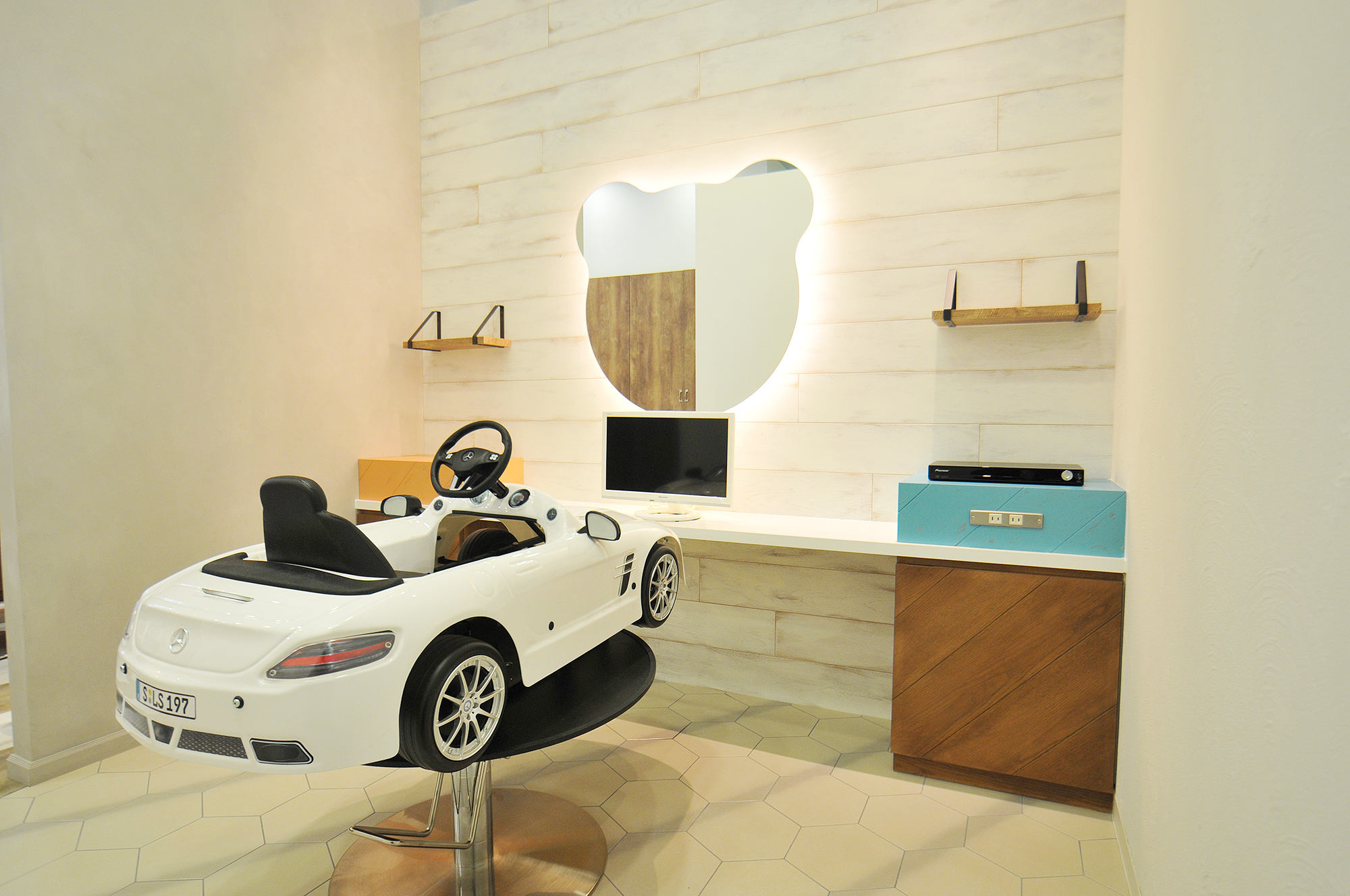 こども美容室「チョッキンズ」が二子玉川にオープン!4