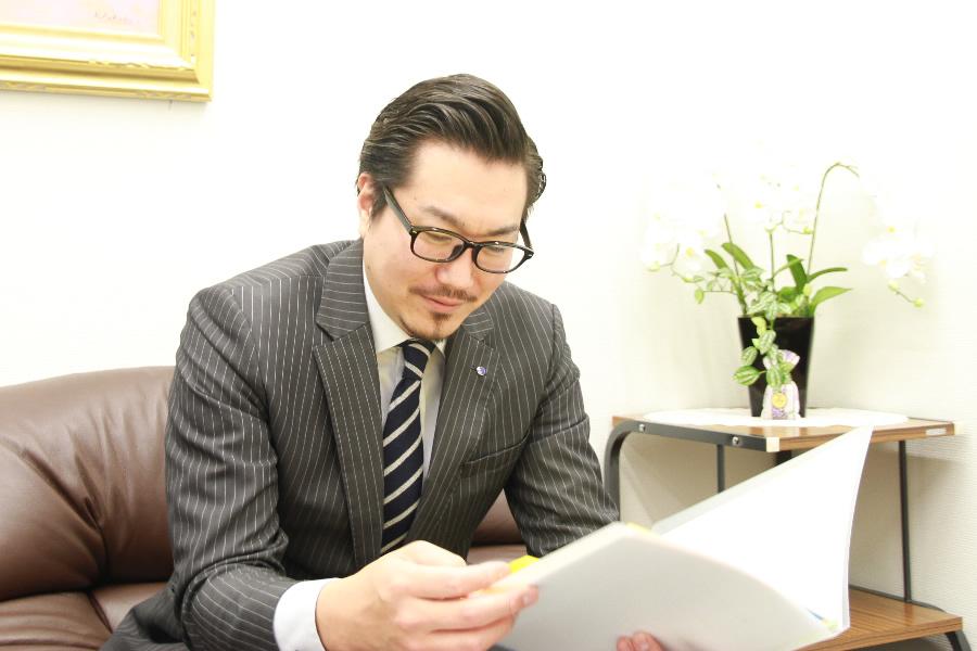工藤佑輝さん(38歳) 学校法人国際共立学園法人本部本部長代行3