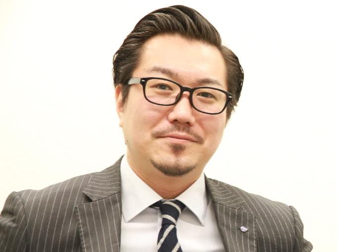 工藤佑輝さん(38歳) 学校法人国際共立学園法人本部本部長代行