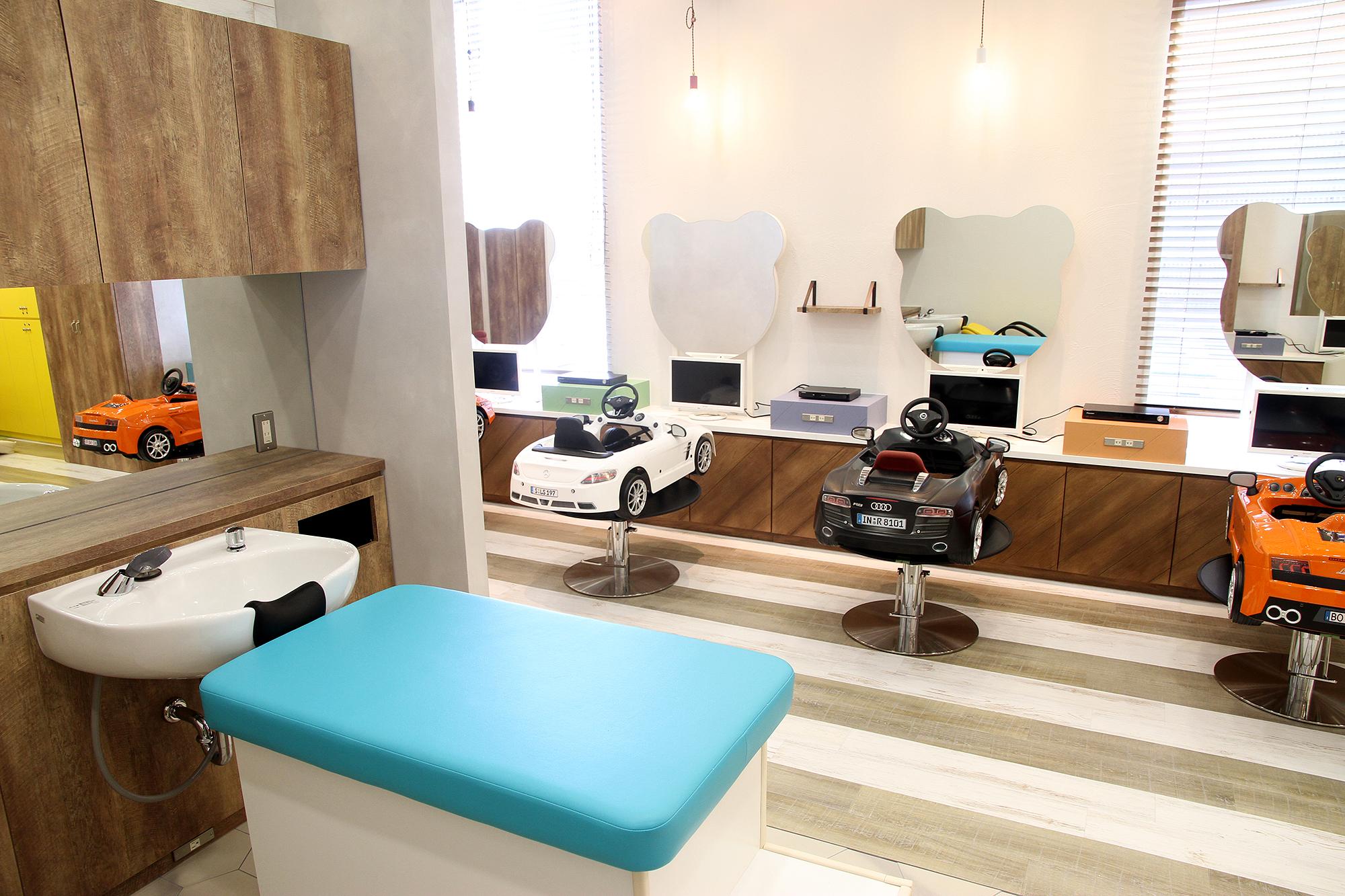 こども美容室「チョッキンズ」が二子玉川にオープン!2