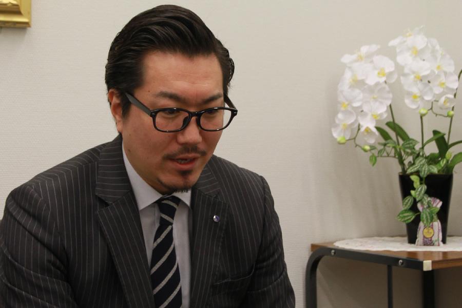 工藤佑輝さん(38歳) 学校法人国際共立学園法人本部本部長代行2