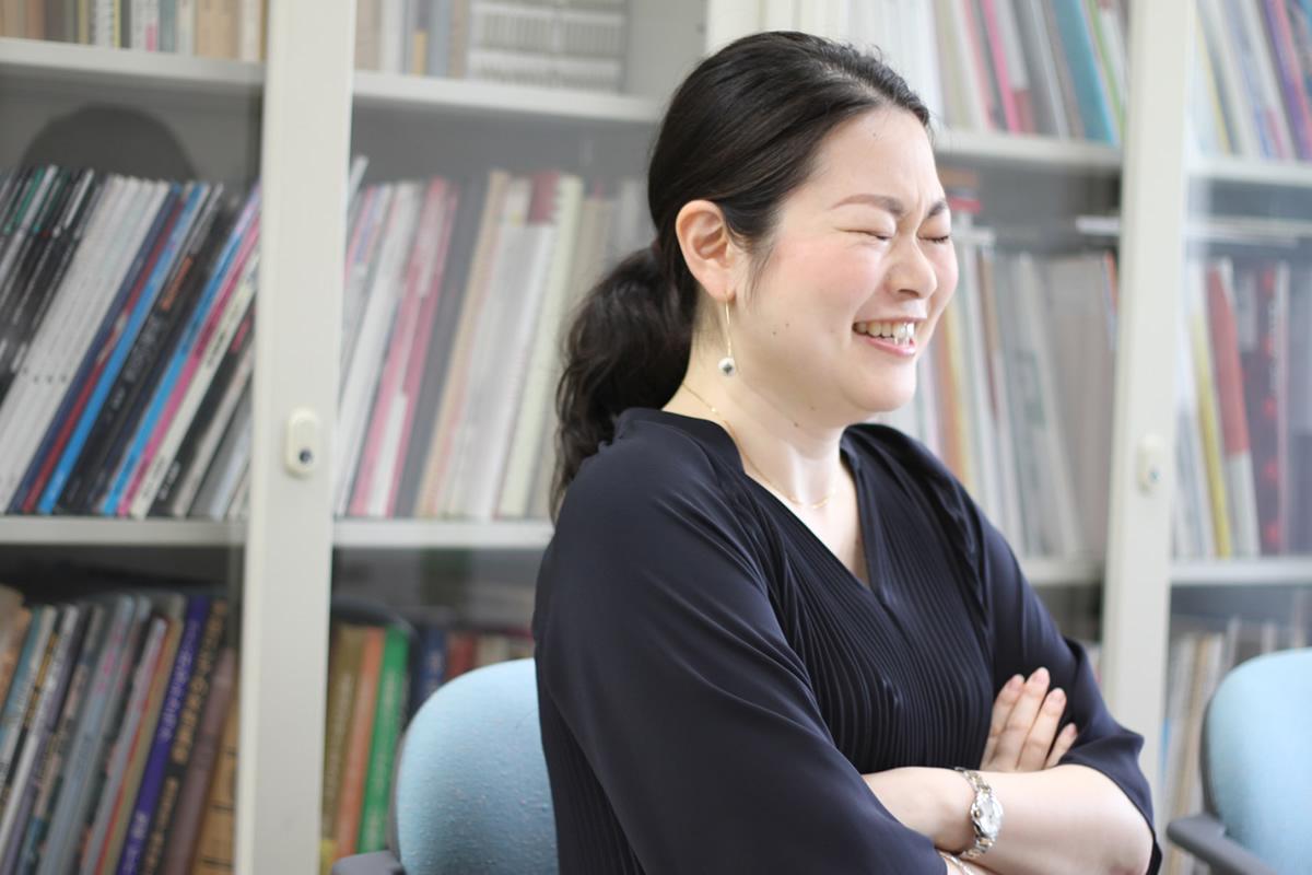 キクトーーーク!:小池入江さん(40歳) 株式会社女性モード社 取締役 1