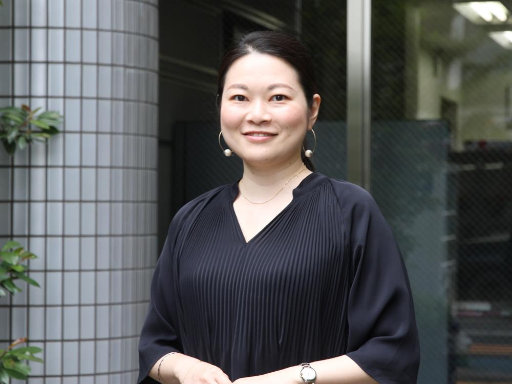 キクトーーーク!:小池入江さん(40歳) 株式会社女性モード社 取締役 メイン