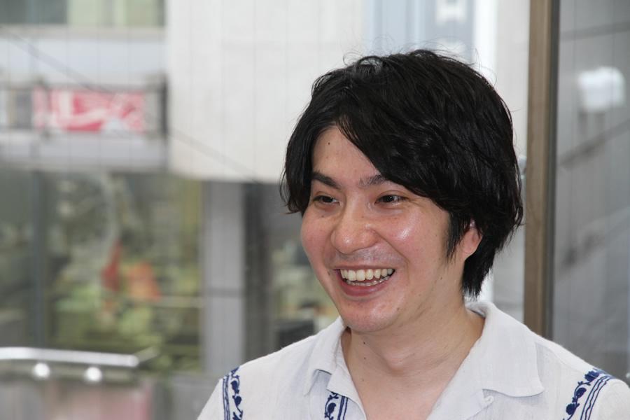 キクトーーーク!:杉浦強志さん(33歳) 美容室Riviera(リヴィエラ)経営 1
